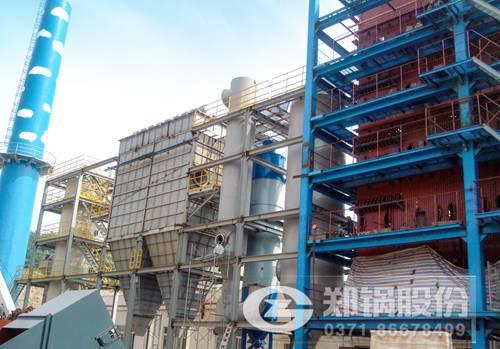 35吨燃煤锅炉加脱硫脱硝和布袋除尘案例和报价