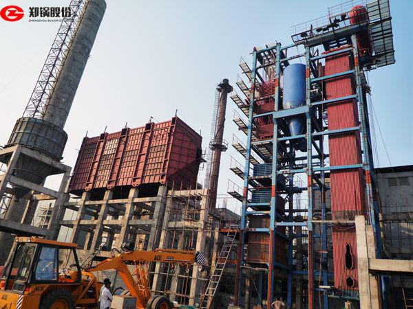 40吨燃煤循环流化床热水锅炉用于供暖,报价多少?